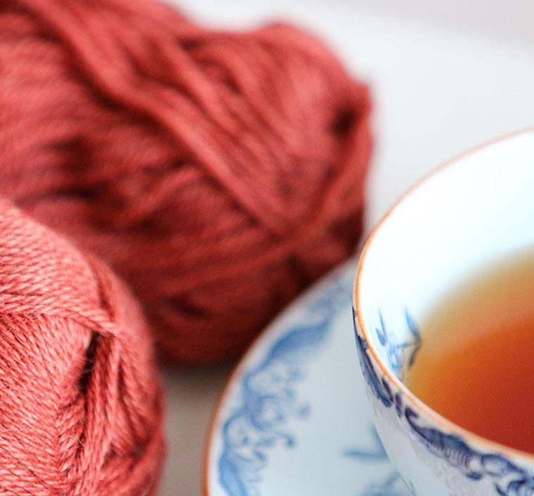 Garn och te