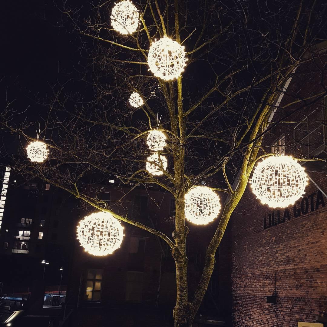 Jul i Kvarnbyn