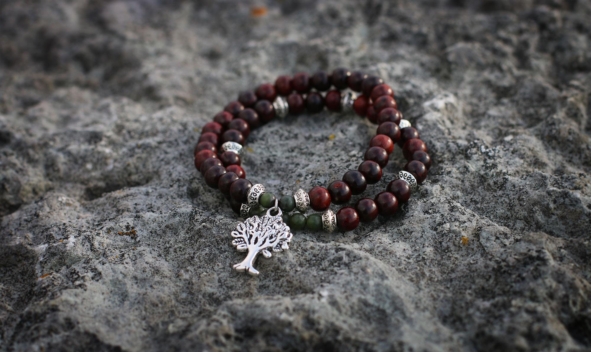 Livets träd armband