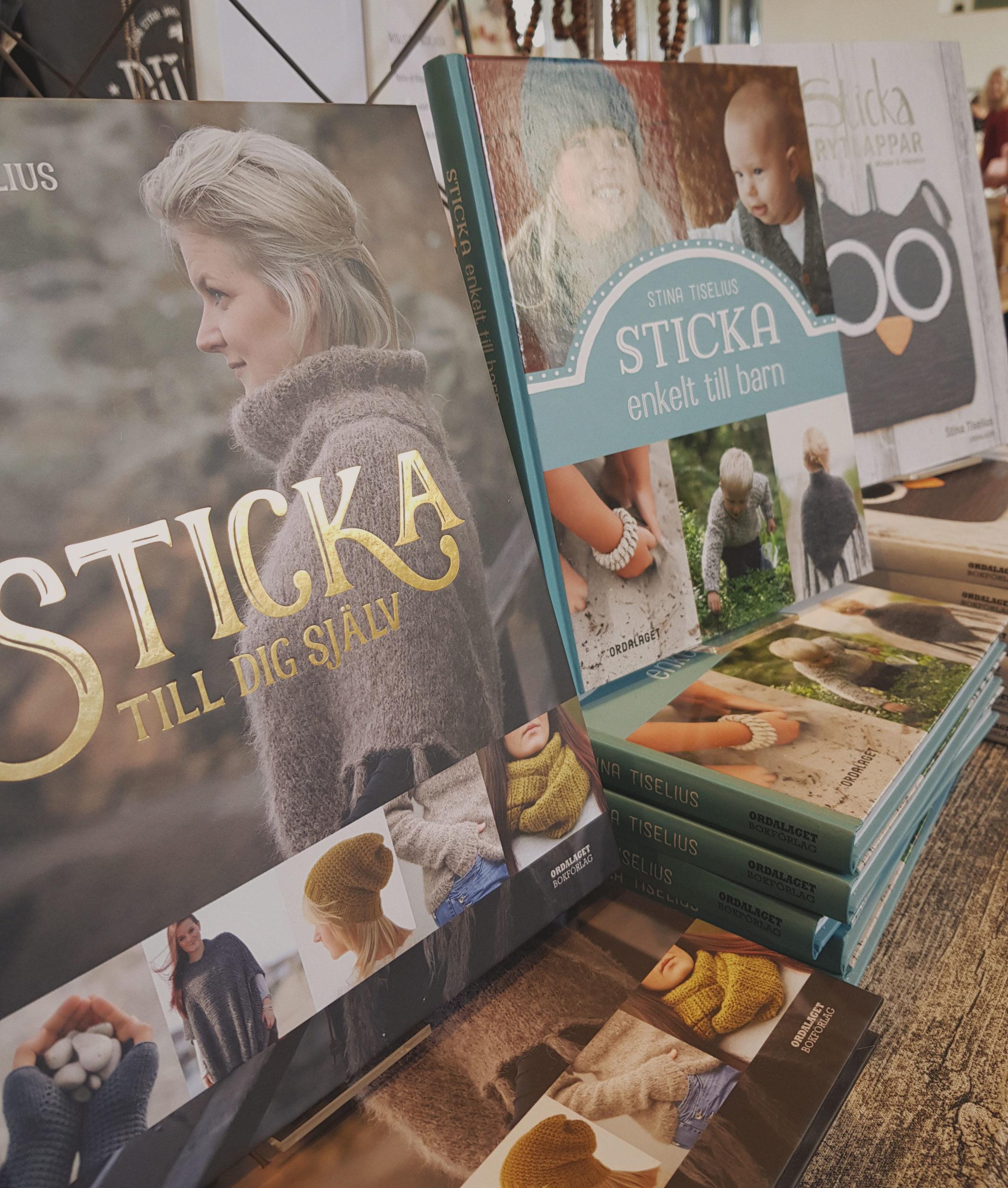 StinaMarias stickböcker